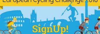 Promoção do European Cycling Challenge 2017