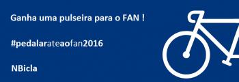 Concurso 'Pedalar até ao FAN 2016'