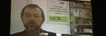 Presença na WebConference com a União de Ciclistas do Brasil
